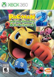 PAC-MAN AND THE GHOSTLY ADVENTURE XBOX 360