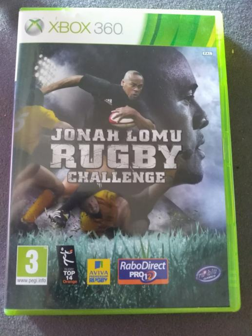 Rugby xbox360