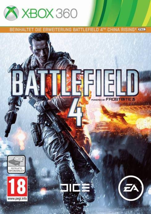 Battlefield 4, XBOX 360 igra, novo u trgovini
