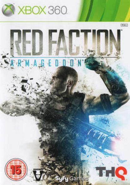 Red Faction: Armageddon (Xbox 360 - korišteno), jamstvo i račun