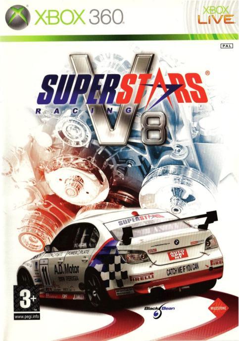 Superstar V8 Racing - X360