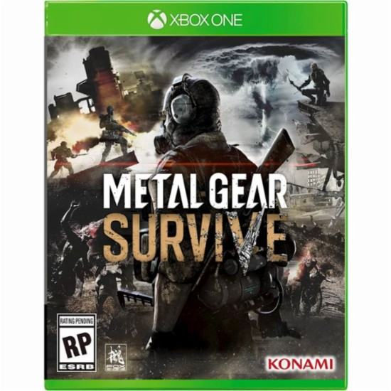 Metal Gear Survive (Xbox One - korišteno)