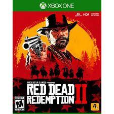 Red Dead Redemption 2 (Xbox One - korišteno)