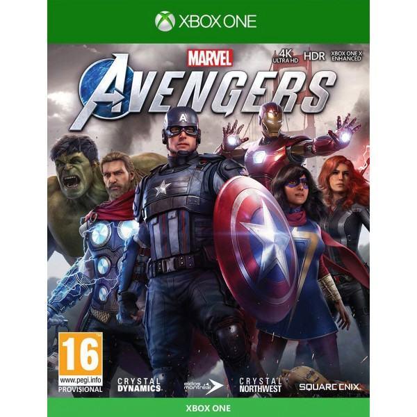 Marvels Avengers Xbox One igra,prednarudžba u trgovini,račun