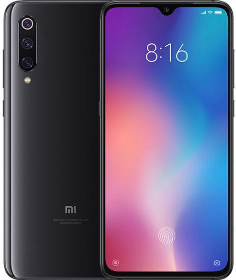 Xiaomi Mi 9 6/ 64 GB, crni (R-1 RAČUN - cijena sa PDV-om)
