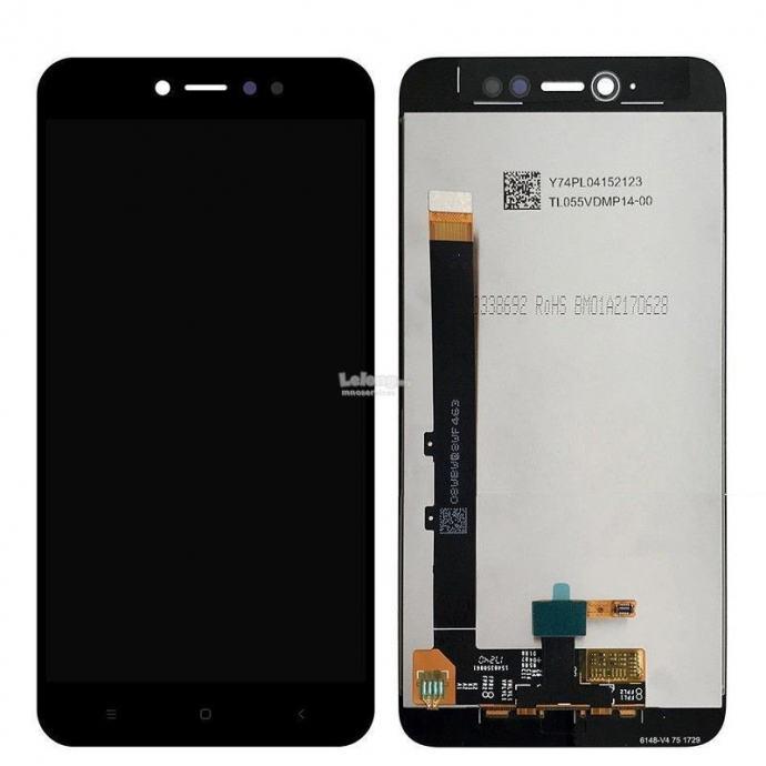 xiaomi note 5a prime lcd ekran touch screen NOVO (crni)