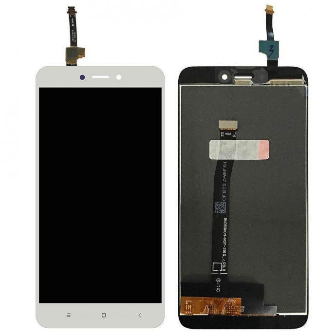 xiaomi redmi 4 lcd ekran touch screen (bijeli)
