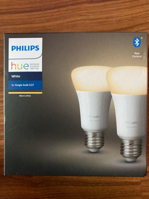 Philips Hue White 2x E27