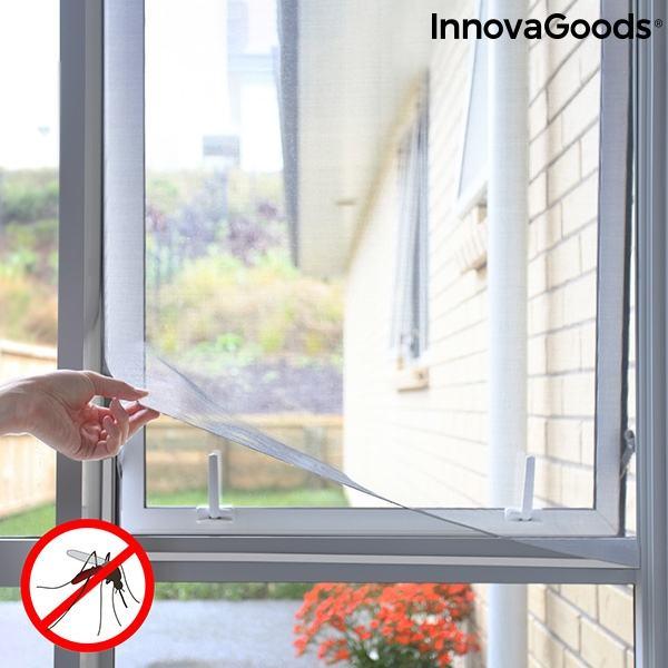 Mreža za prozore Home pest - bijela - 130x150