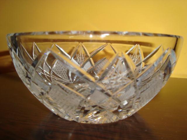 Kristalna zdjela - srednja