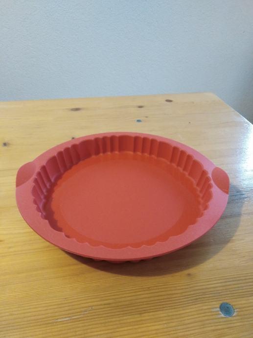 Tupperware silikonski kalup