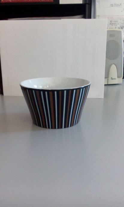 Zdjelica sa motivom Bajadera