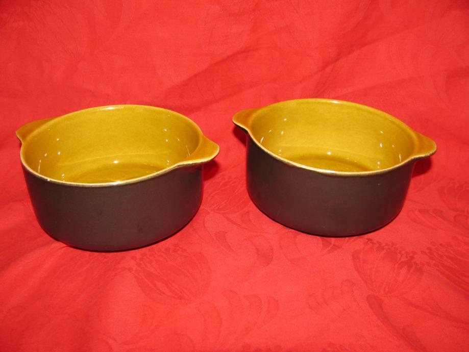 Zdjelice sa dvije drške. MELIKA - keramika. SAND
