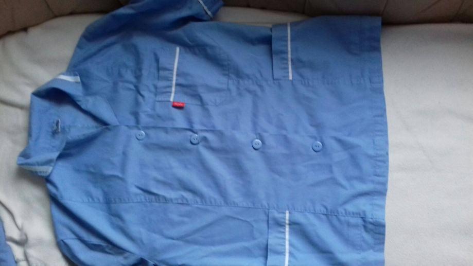 uniforma za medicinsku sestru (hlače i bluza)