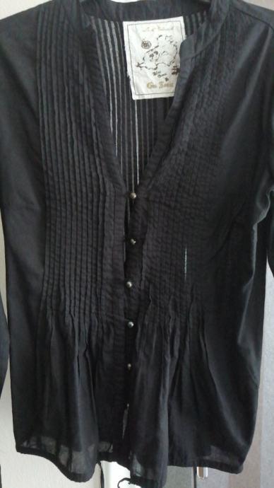 Ženska košulja GinTonic, vel. 38, crna