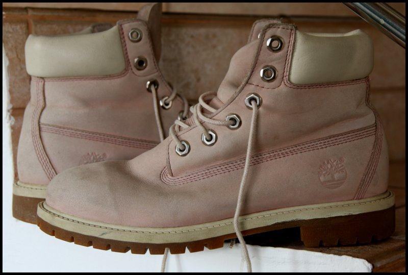 Timberland Roza Cipele Gležnjače 39