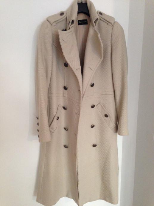 Massimo Dutti ženski vuneni kaput