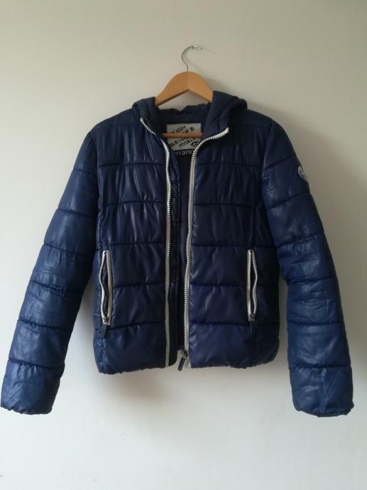 Tamnoplava jakna M