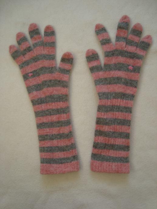 Oviesse vunene, moher rukavice / RASPRODAJA