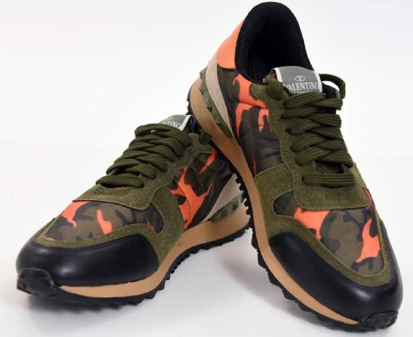 Valentino nove top sneakers!