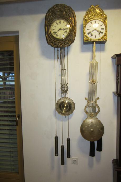 stenske  ure  starejše  prodam
