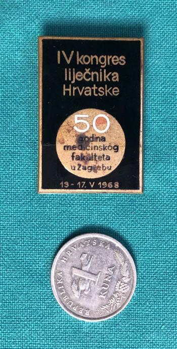 4. KONGRES LJEČNIKA HRVATSKE 1968.