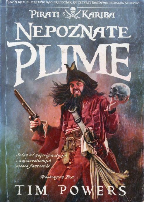 NEPOZNATE PLIME - Tim Powers
