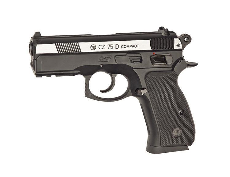 ASG Češka Zbrojovka 75D Compact DT CO2 NBB 4.5mm/0.177 zračni pištolj