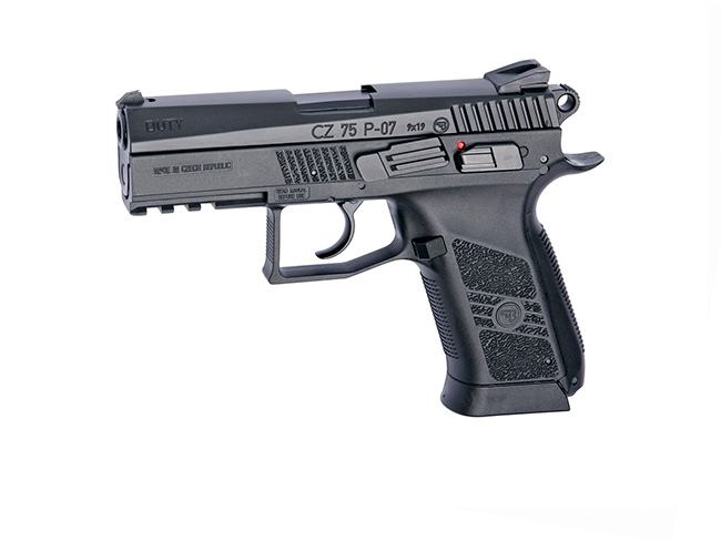 ASG CZ 75 P-07 DUTY CO2 NBB 4.5mm/0.177 BB zračni pištolj