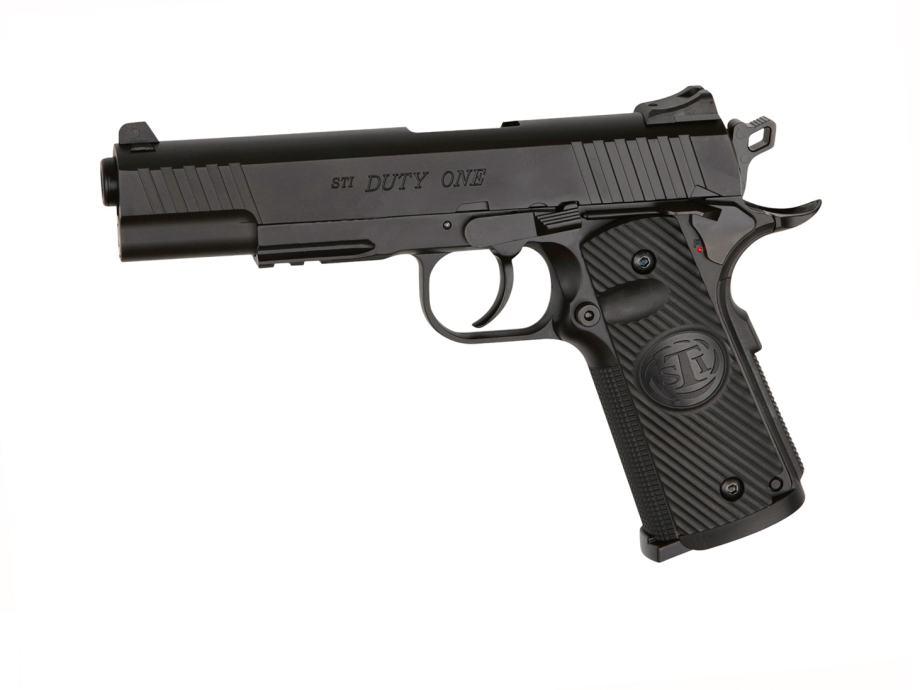 ASG STI Duty One CO2 GBB 4.5mm/0.177 BB zračni pištolj