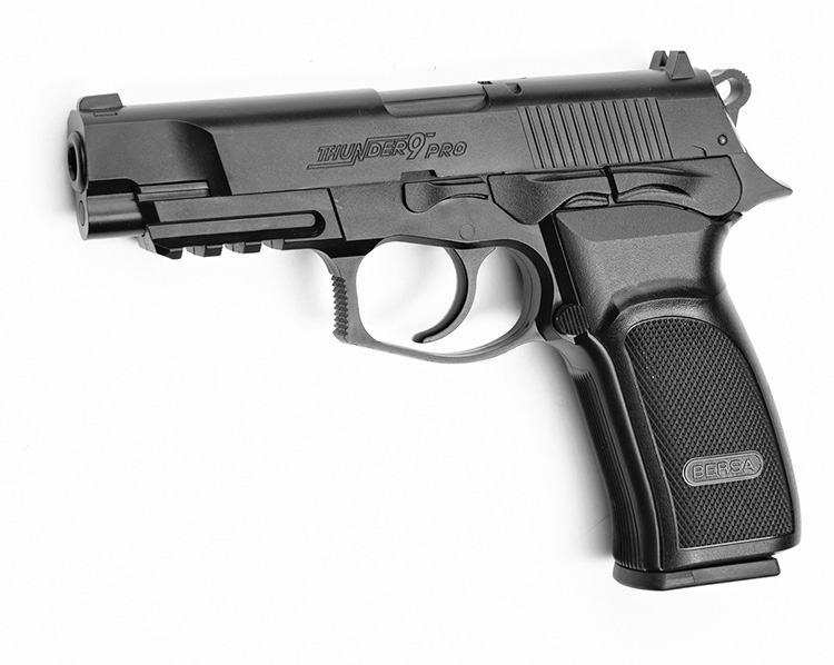 Bersa Thunder 9 PRO CO2 NBB 4.5mm/0.177 BB zračni pištolj