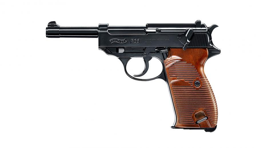 Umarex Walther P38 CO2 GBB 4.5mm/0.177 BB zračni pištolj