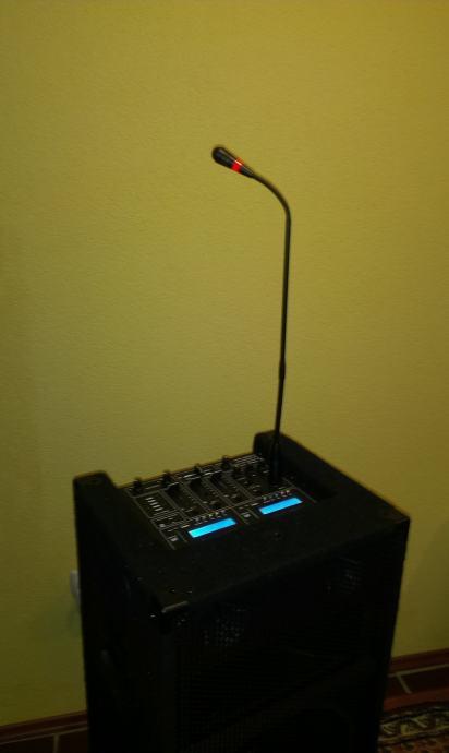 Ibiza sound standup 212 aktivni zvučnik