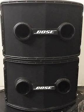 Zvučnici/razglas Bose 802+kontroler+pojačalo+mixeta+mikrofon , SNIŽENO