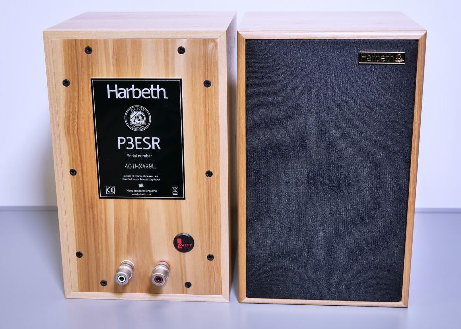 Harbeth P3ESR 40th Anniversary Edition