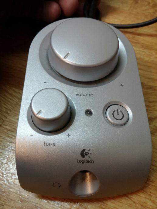 Logitech Z-2300 zvučnici 200 watt RMS