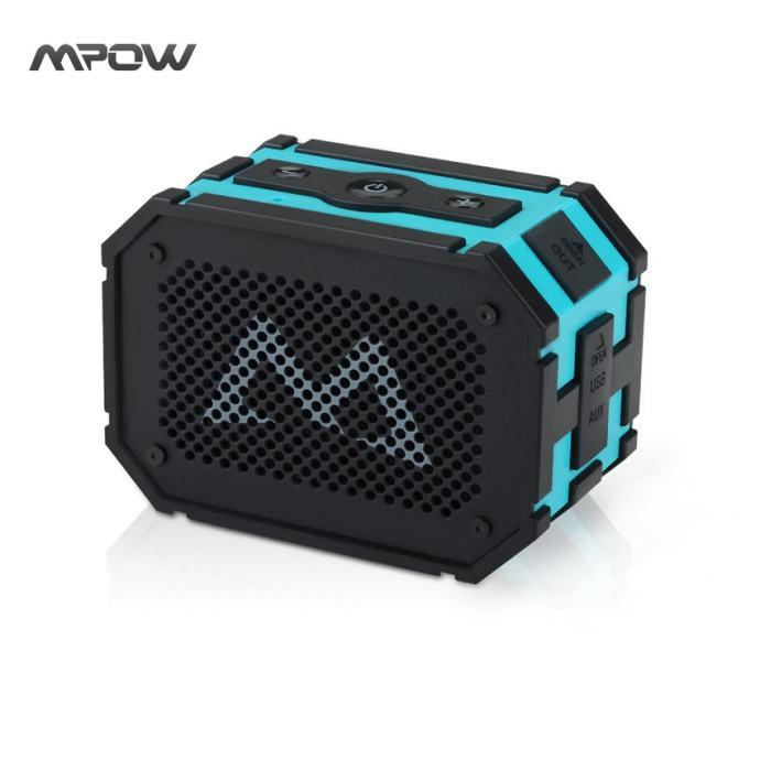 MPOW ARMOR bluetooth zvučnik, kvalitetan i odličan, NOVO!!!