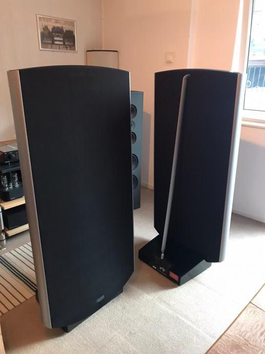 QUAD ESL-2905 samostojeće zvučne kutije / zvučnici