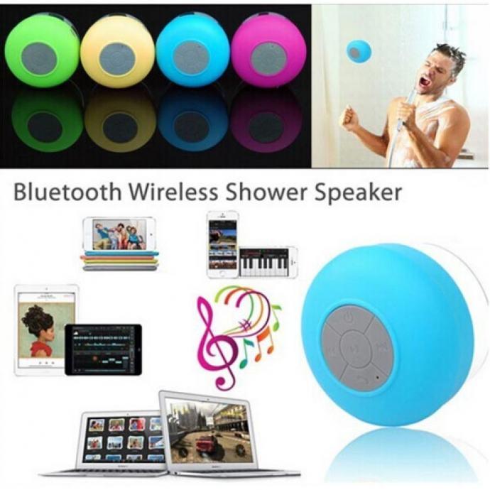 Vodootporan Bluetooth zvučnik za tuširanje - NOVO!