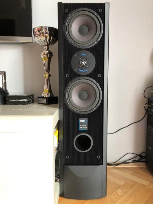 Zvučnici HECO Pure 500 170W/4Ohm