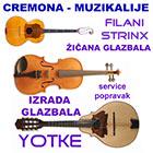 Muzikalije CREMONA