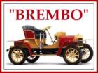 Auto otpad Brembo