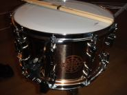 SONOR SNARE DANNY CAREY SIGNATURE 14x8